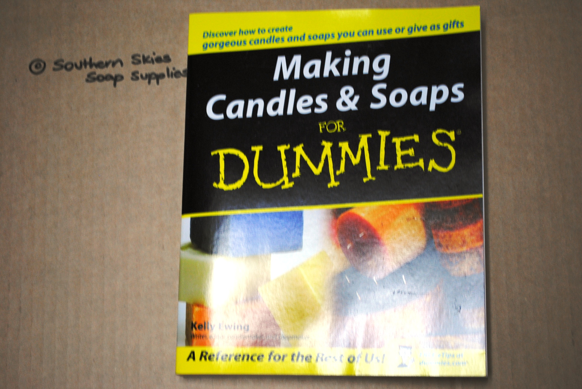 Candle & Soap Making Books