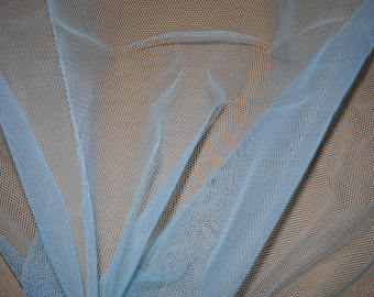 Tulle Netting 1.8 m W x 1 m L - Candy Pink or Baby Blue