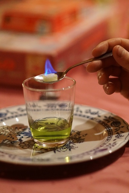 Absinthe Flavoured Oil - 10mls