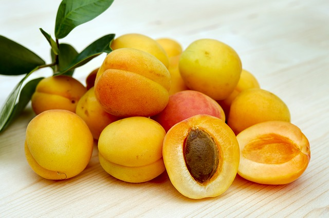 Apricot Flavoured Oil - 10mls
