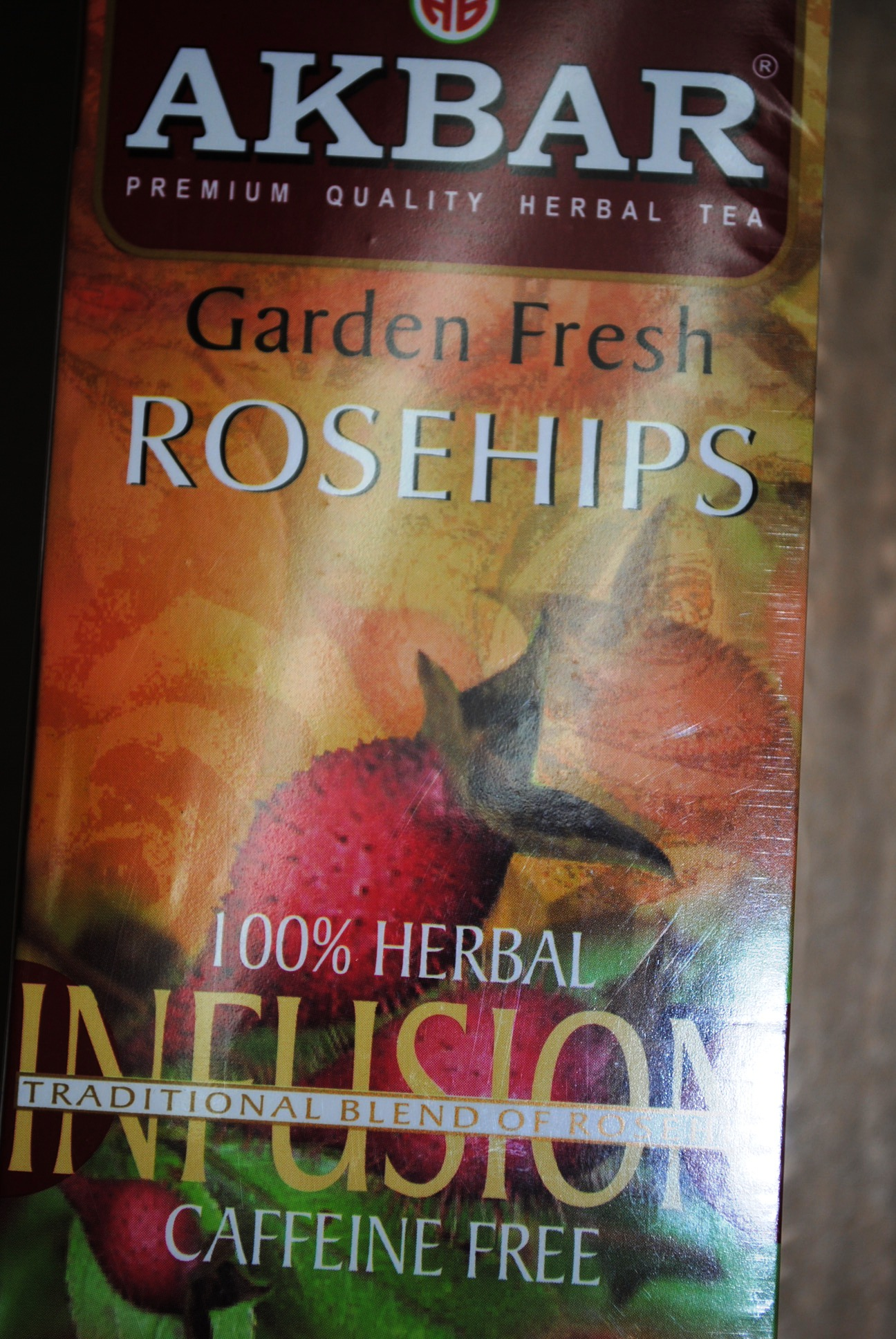 Rosehips Tea - 25 Teabags