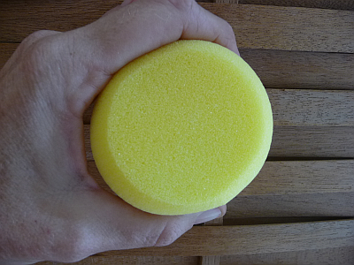 Hydro Sponge - Clay Modelling Tool